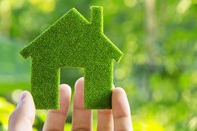 экологический строительный материал