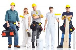 строительство вакансии