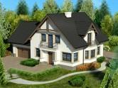 Проекты двухэтажных домов в Перми