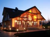 освещение загородного дома и коттеджей