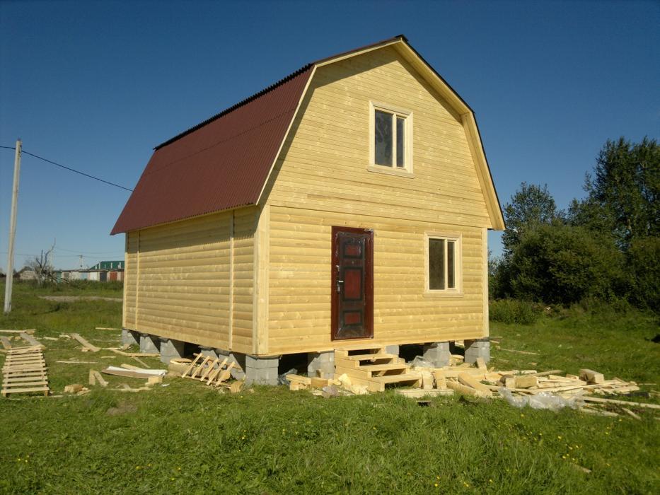 Строительство деревянных домов в Перми и Пермском крае
